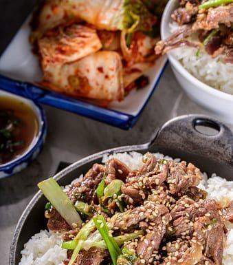 Instant Pot Low Carb Korean Beef