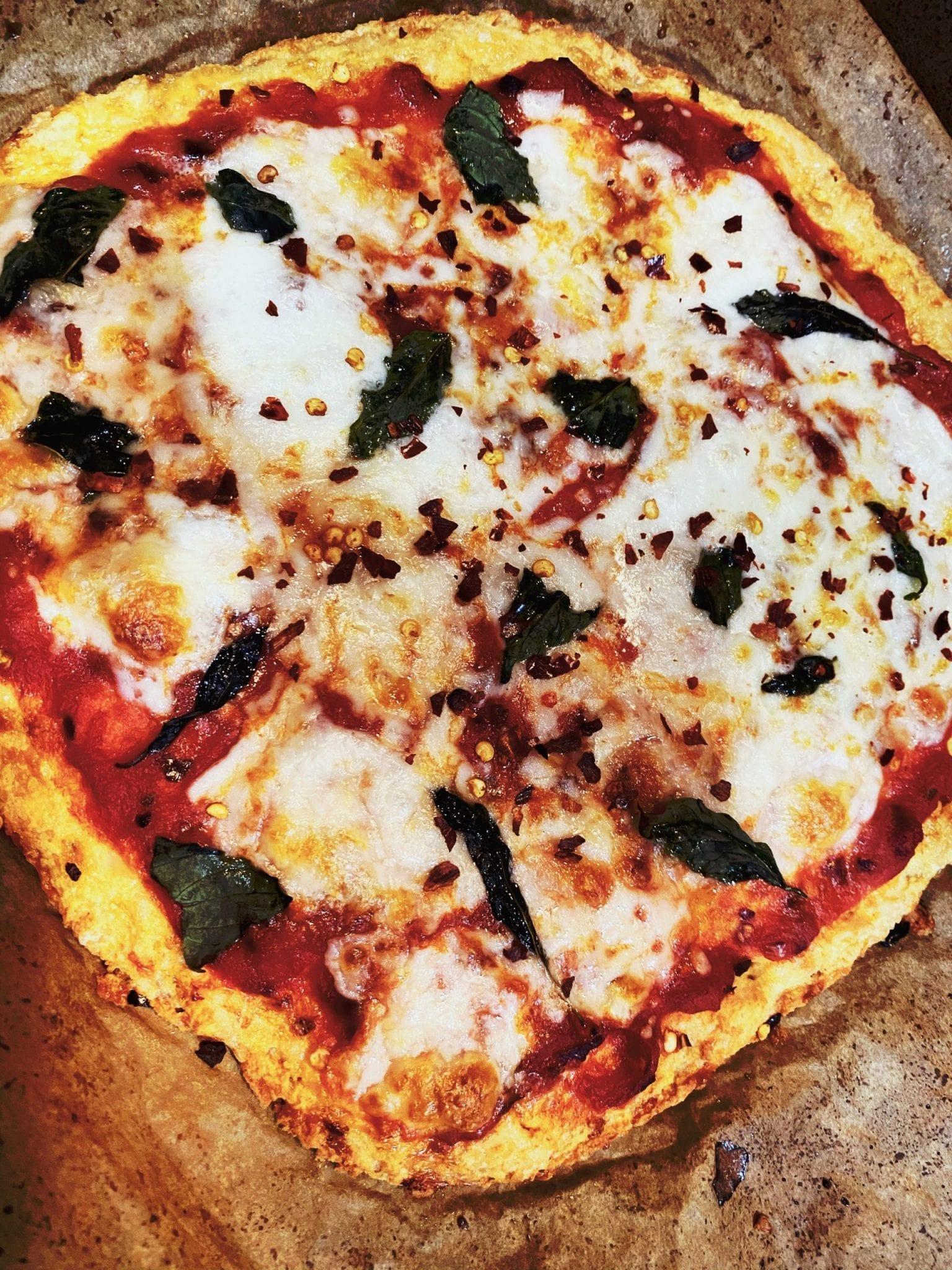 Zero Carb PIzza Crust