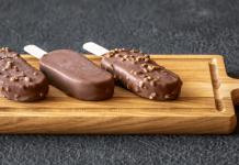 Keto Ice Cream Bars