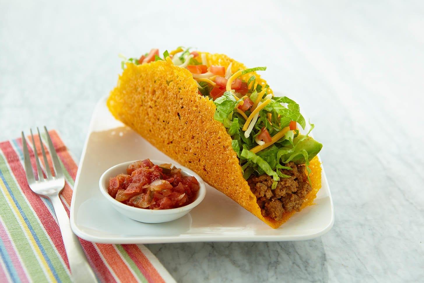 Folios Cheese Wrap Tacos