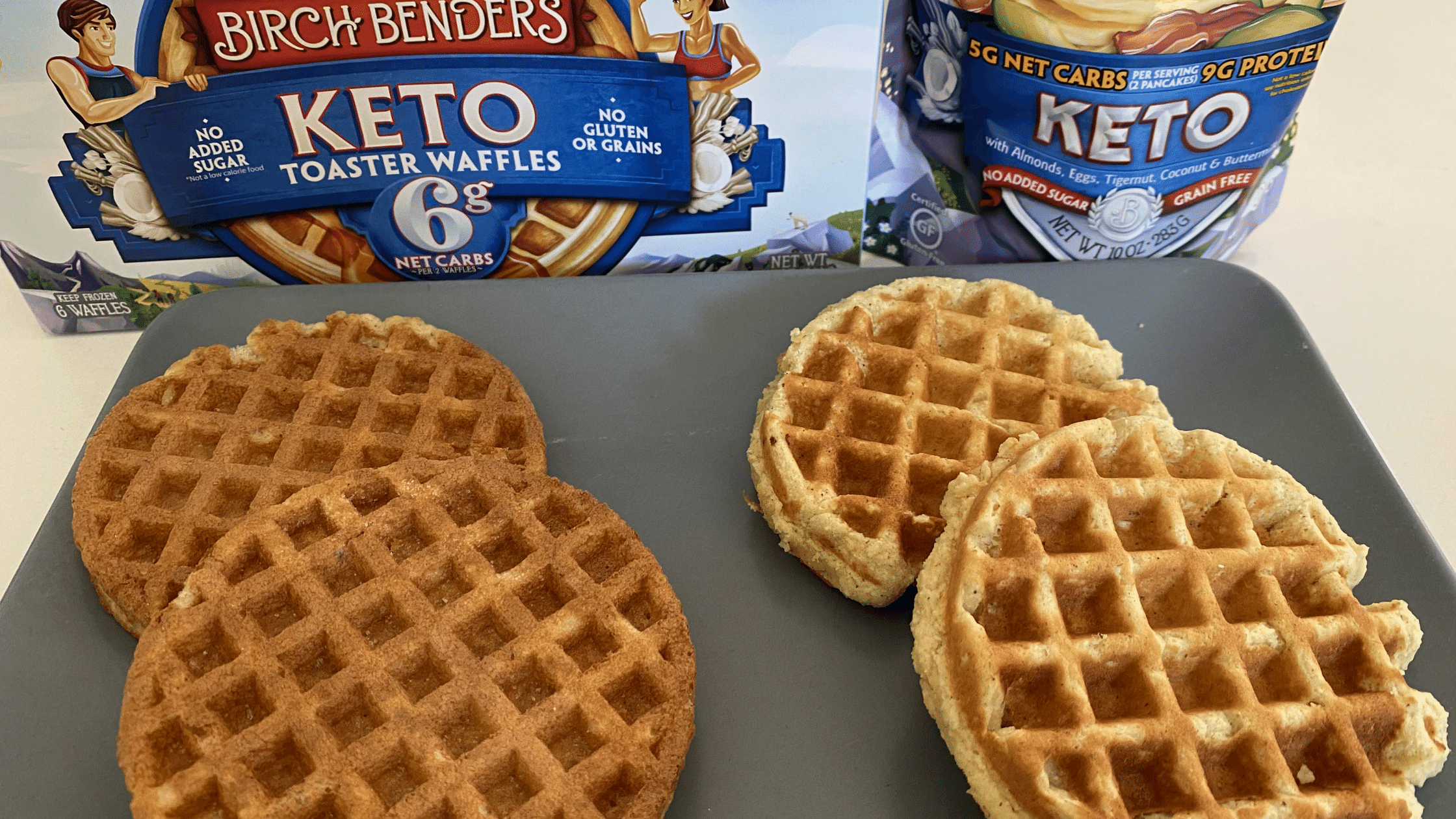 Birch Benders waffle Review