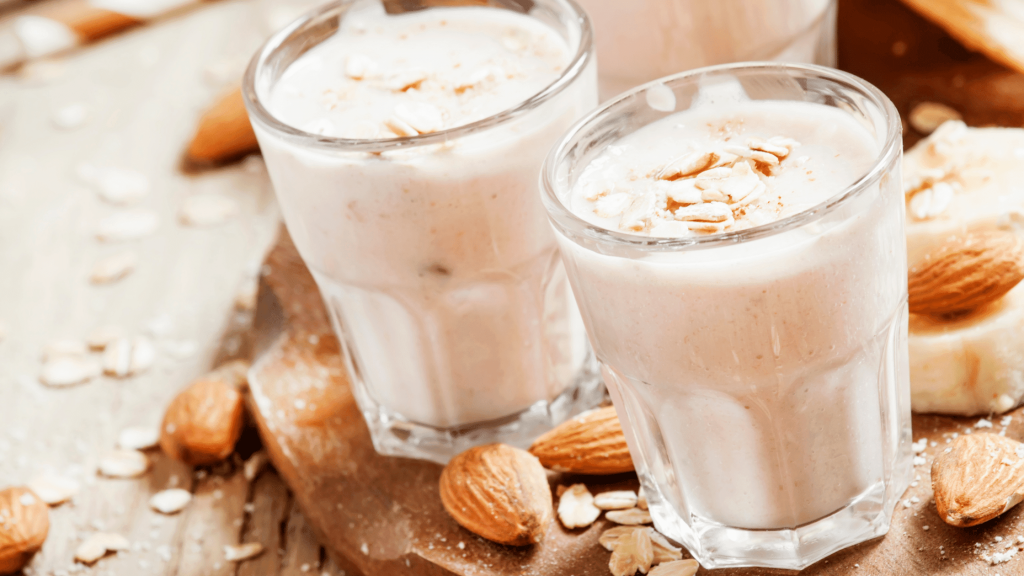 keto almond butter smoothie
