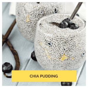 Keto Snack Chia Pudding