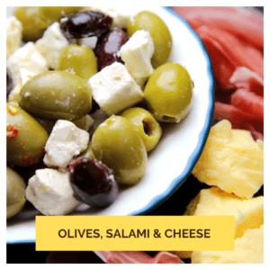 Keto Snack Olives