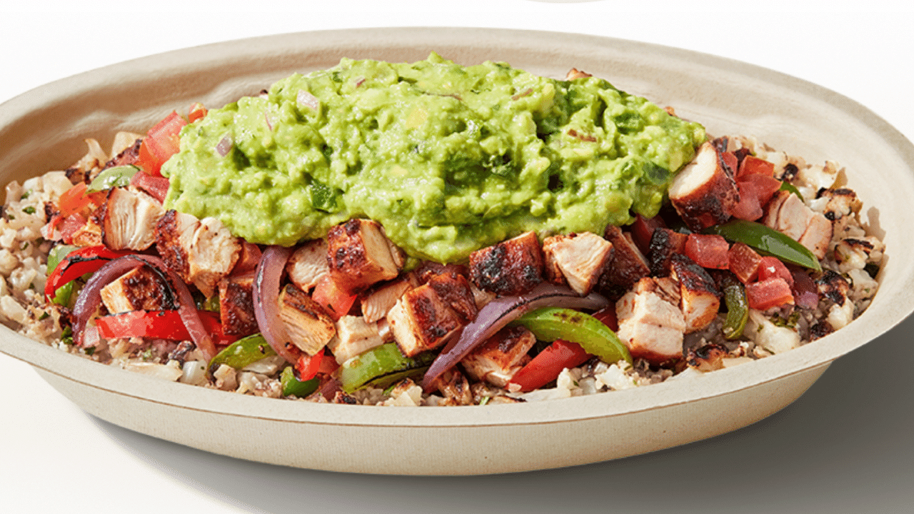 chipotle cauliflower rice review