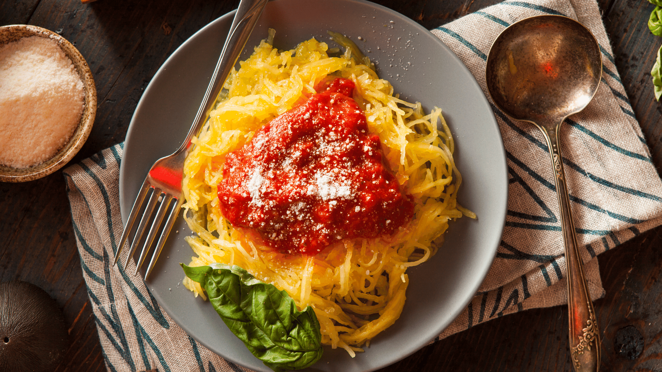 is spaghetti squash keto
